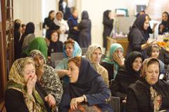 جشن روز مادر در نقاهتگاه موسسه خیریه بهنام دهش پور