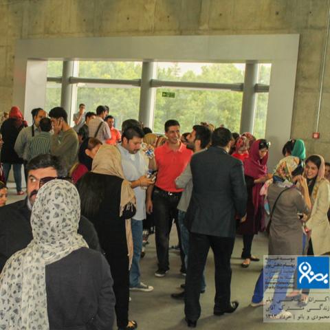 زندگی مشترک آقای محمودی و بانو موسسه خیریه بهنام دهش پور