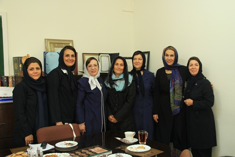 یاران بهنام آنتاریو در تهران موسسه خیریه بهنام دهش پور
