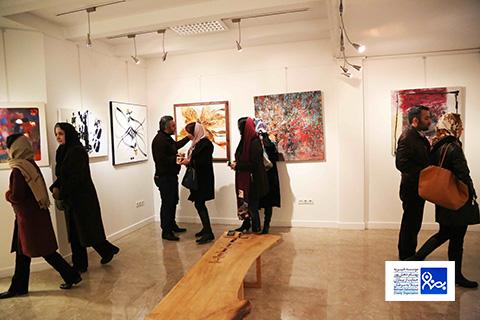 گزارش افتتاحیه نمایشگاه گروهی موسسه خیریه بهنام دهش پور
