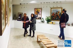 نمایشگاه صدقدار موسسه خیریه بهنام دهش پور