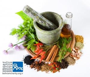 گیاهان دربرابر سرطان،گیاهان دربرابر سرطان 2،گیاهان دربرابر سرطان 3 موسسه خیریه بهنام دهش پور