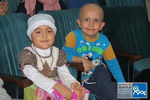 کودکان شادند موسسه خیریه بهنام دهش پور