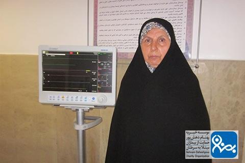 خوبی بی بهانه زهرا علی یزدی