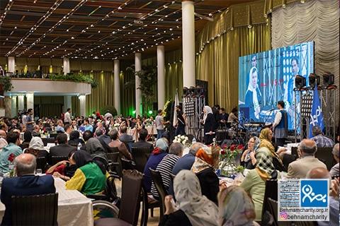 مهمانی برای مهربانی موسسه خیریه بهنام دهش پور