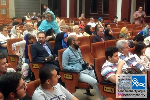 جشنواره سینما موسسه خیریه بهنام دهش پور