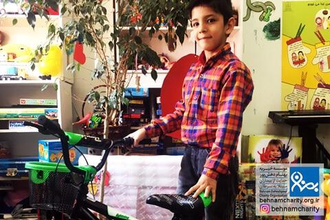 آرزوی دوچرخه،آرزوی دوچرخه 2،آرزوی دوچرخه 3 موسسه خیریه بهنام دهش پور