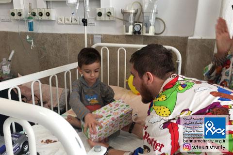جشن روز جهانی کودک موسسه خیریه بهنام دهش پور