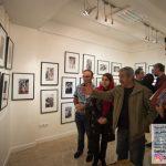 افتتاحیه نمایشگاه عکس استاد نصرالله کسراییان