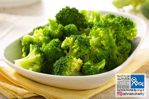 بهترینهای غذایی برای پیشگیری از انواع سرطان،بهترینهای غذایی برای پیشگیری موسسه خیریه بهنام دهش پور