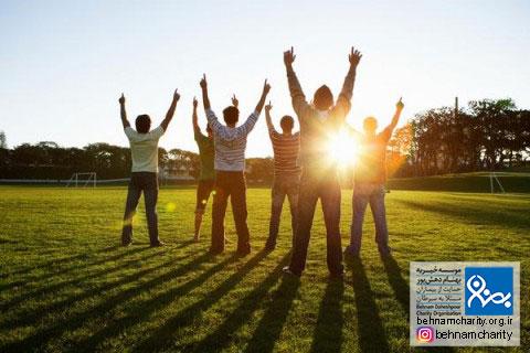 ورزش و پیشگیری از سرطان موسسه خیریه بهنام دهش پور