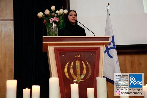 افتتاحیه جشنواره نوروزی 1396 موسسه خیریه بهنام دهش پور