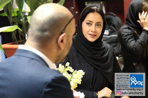 گزارشات تصویری از جشنواره نوروزی موسسه خیریه بهنام دهش پور