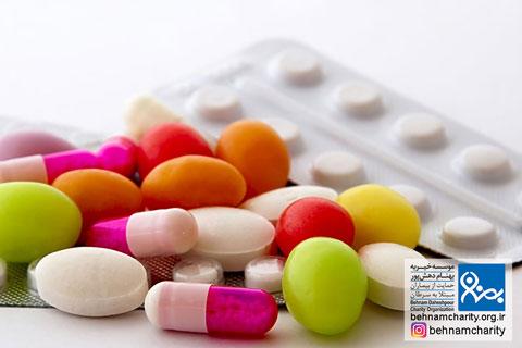 چگونه تداخل دارویی را برطرف کنیم؟  موسسه خیریه بهنام دهش پور