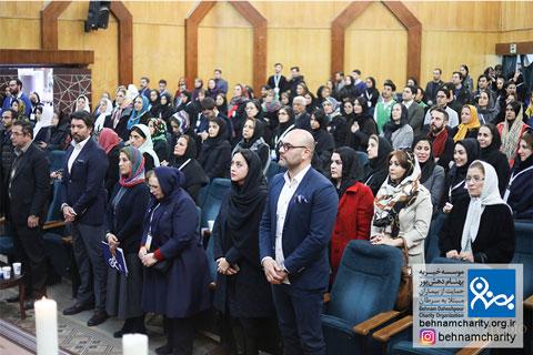 جلسه جمع بندی و ارائه گزارش جشنواره نوروزی 1396 موسسه خیریه بهنام دهش پور
