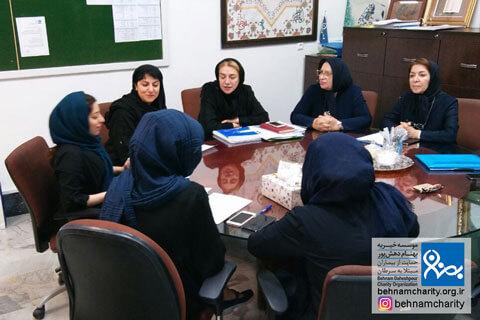 بهنام انتاریو در ایران موسسه خیریه بهنام دهش پور