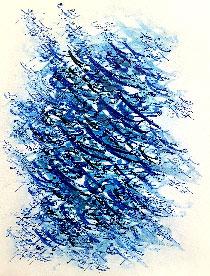 نمایشگاه خط نقاشی موسسه خیریه بهنام دهش پور