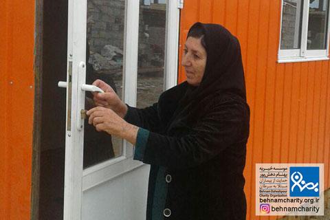 گزارش نوبت سوم کمکرسانی به زلزلهزدگان موسسه خیریه بهنام دهش پور