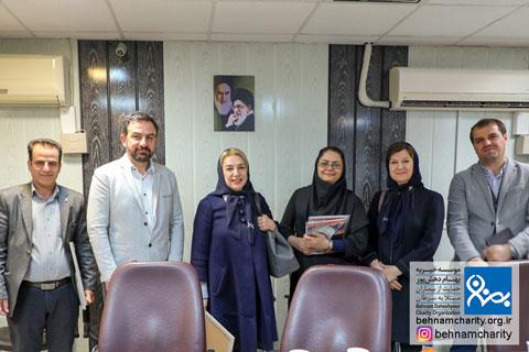 افتتاح کلینیک جدید سونوگرافی و شیمی درمانی  موسسه خیریه بهنام دهش پور