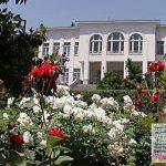 بازدید از کاخ موزه سعدآباد